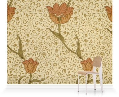 Garden Tulip Wallpaper