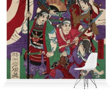 Assembled Heroes of Kagoshima I