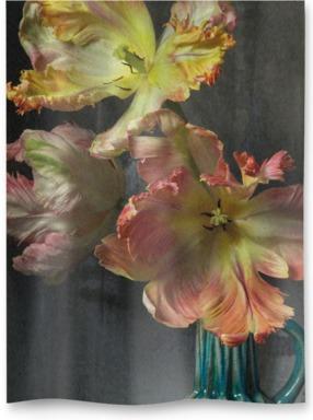 Bursting Flower Still