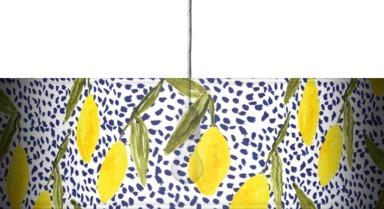 Lemon and Dots
