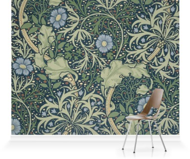 Morris Voysey Wall Murals Feature Walls Photo Wallpapers