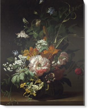 Flowers in a Vase II