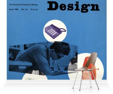 Blue Design 1958