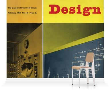 Yellow Design 1958