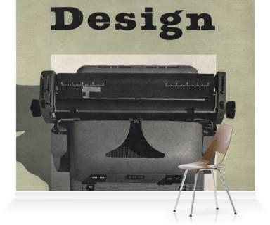 Typewriter Design 1954