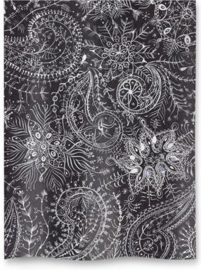 Paisley Snowflakes