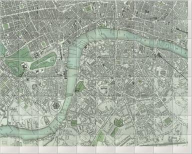 Chart of London City