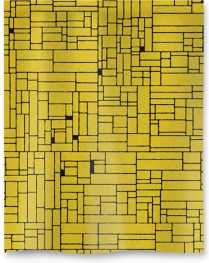 Computer Grid Black and Yellow
