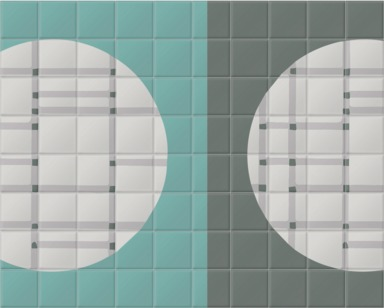 Double Circle Grid