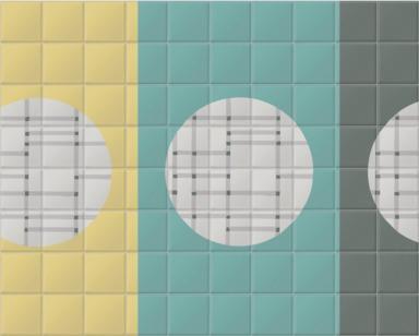 Triple Circle Grid
