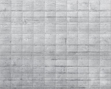 Concrete Wood III White