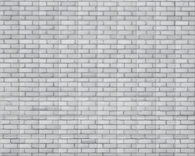Sandstone Brick Wall White