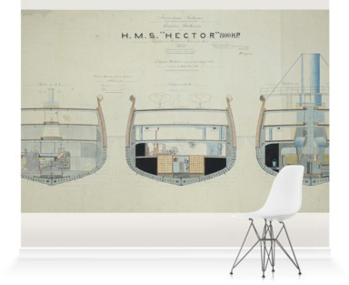 Plans for HMS Hector