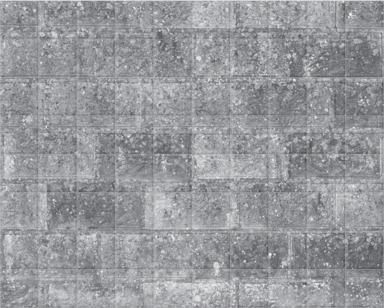 Concrete Slab II White