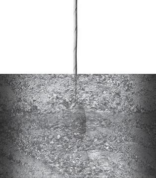 Abstract Concrete White