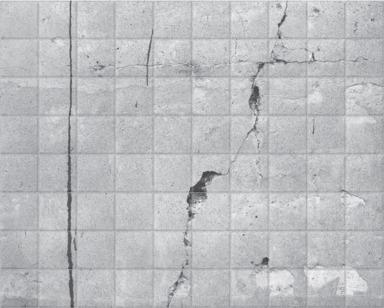 Cracked Concrete White