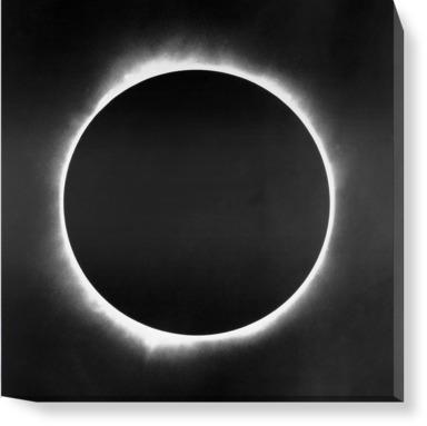 Solar corona, 22 June 1936