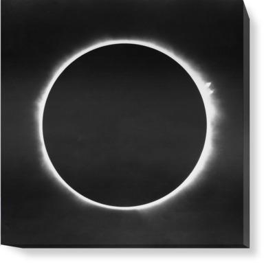 Solar corona, July 19th 1936