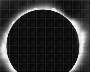 Total Solar Eclipse, 29 June 1927