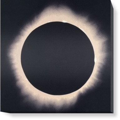 Eclipse of the Sun, 7 August 1869