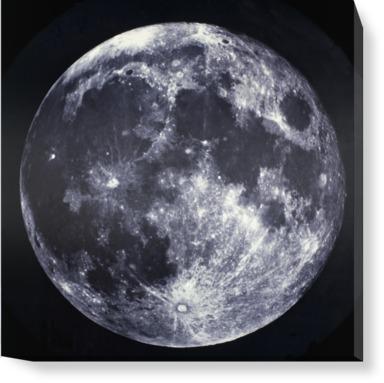 Full Moon, 1858-1868