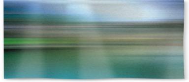Kinetic Abstract Sky V