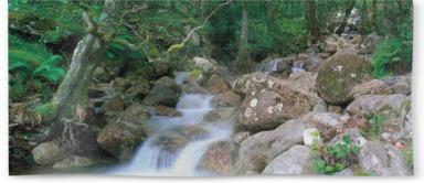 Allt Coire Eoghainn Waterfall