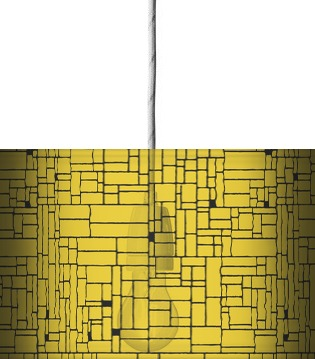 Small Computer Grid Black and Yellow