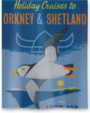 Cruises to Orkney & Shetland