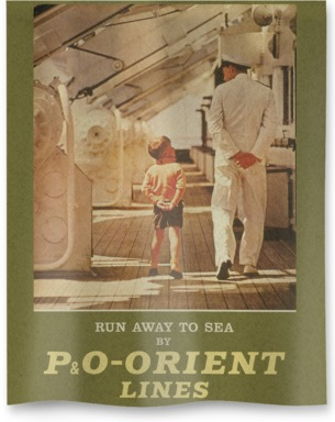 Run away to sea with P&O-Orient