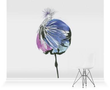 Crowned Crane III