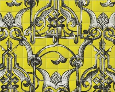 Ornamental Gothic Pattern