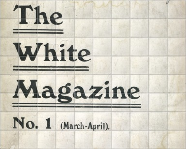 The White Magazine, No. 1