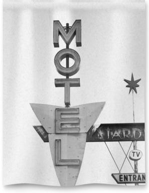 Motel Sign, Wyoming