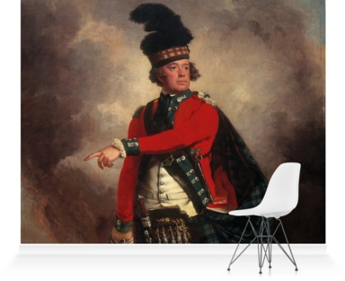 Hugh Montgomerie, 12th Earl of Eglinton, 1739 - 1819. Soldier; Lord Lieutenant of Ayrshire
