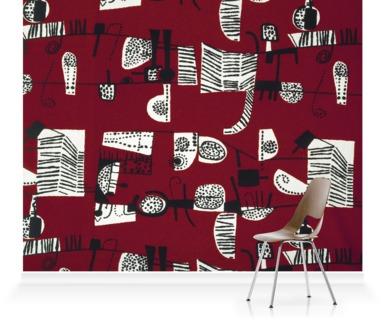 Printed Furnishing Fabric I