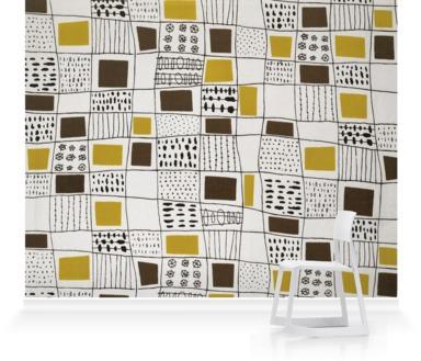 Screen Printed Furnishing Fabric II
