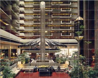 Regency Hyatt Hotel
