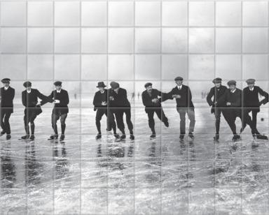 Spalding Skaters