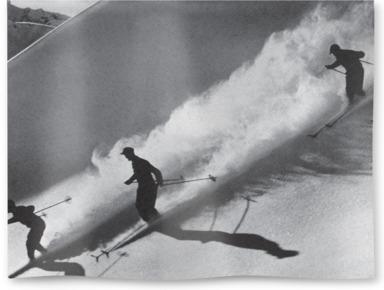 Evening Skiing