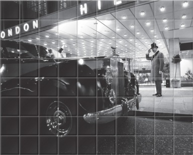 Rolls At The Hilton