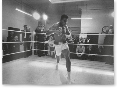 Ali In Training