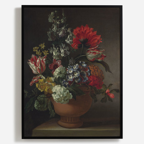 'A Bowl of Flowers'