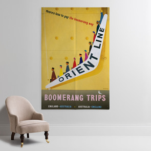 'Boomerang fares to and from Australia'