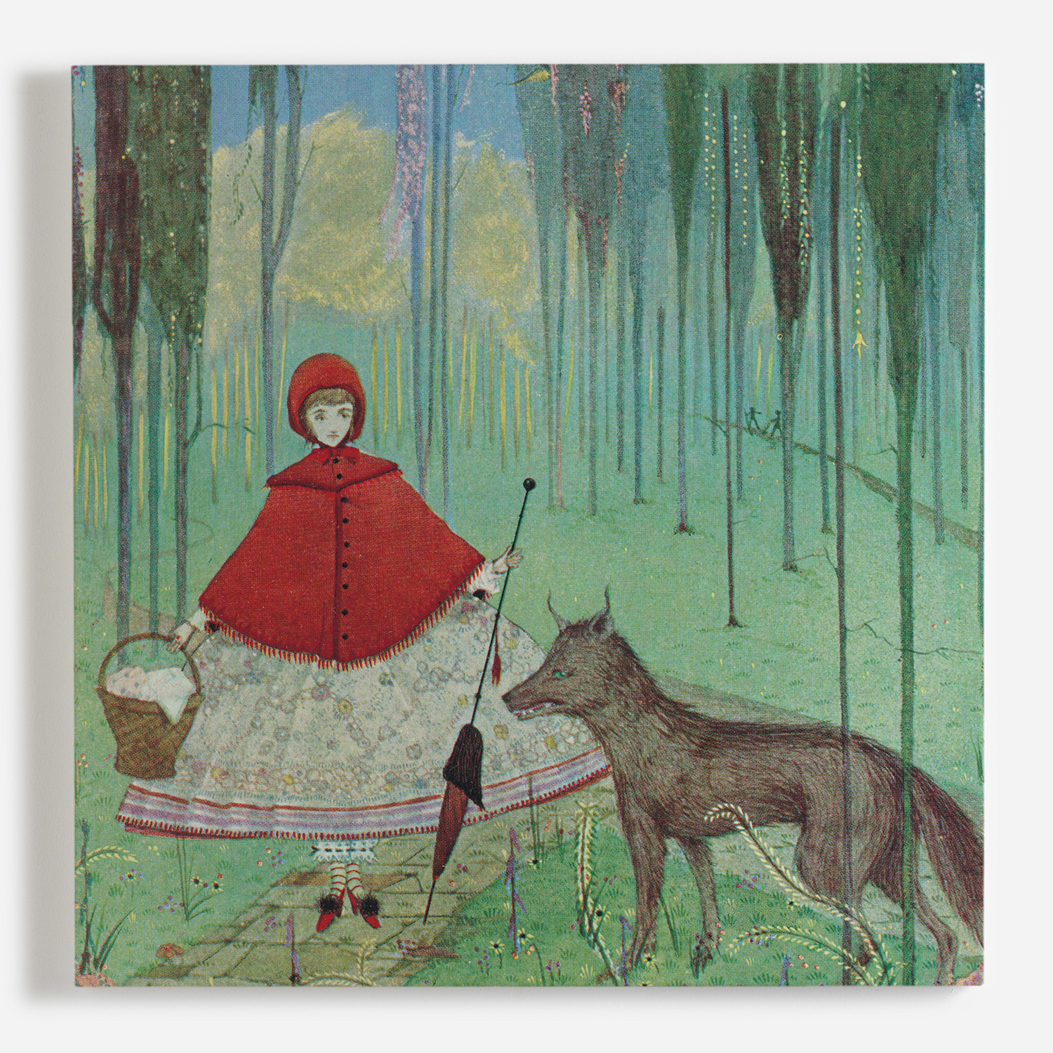 Little Red Riding Hood Surfaceview