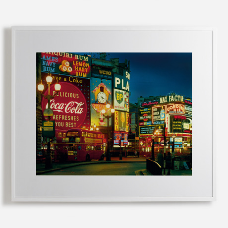 'Piccadilly at Night'