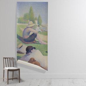 'Bathers at Asnières'