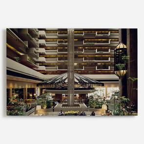 'Regency Hyatt Hotel'