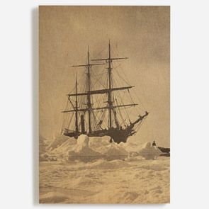 'A Ship in the Ice'