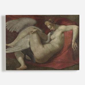 'Leda and the Swan'
